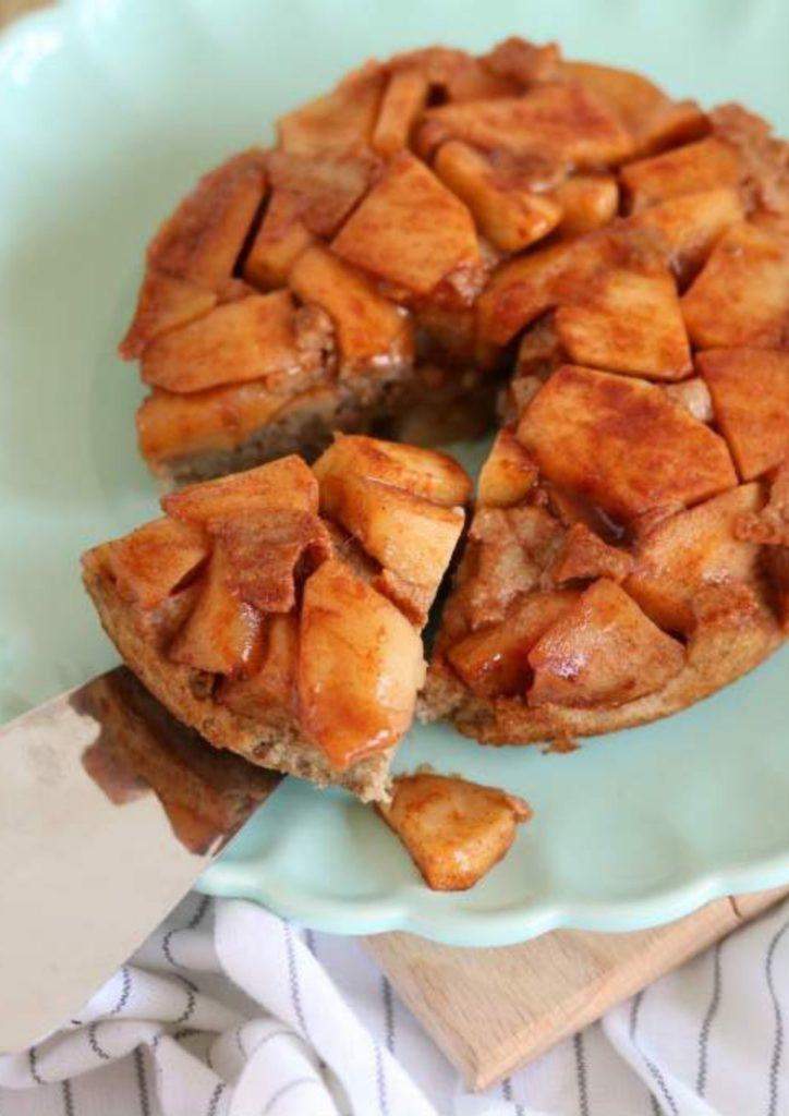 Recept tarte tartin ontbijttaart